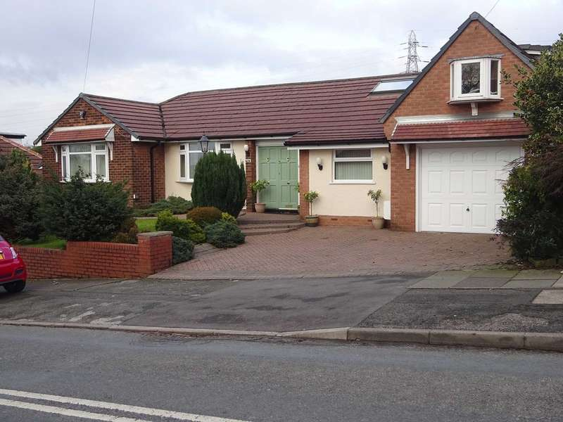 4 Bedrooms Detached Bungalow for sale in Chadderton Park Road, Chadderton