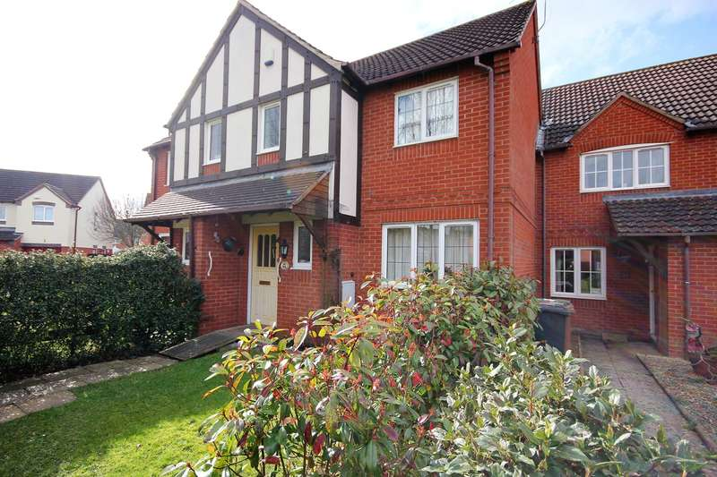 3 Bedrooms Terraced House for sale in Rona Gardens, St. Peters, Worcester, WR5