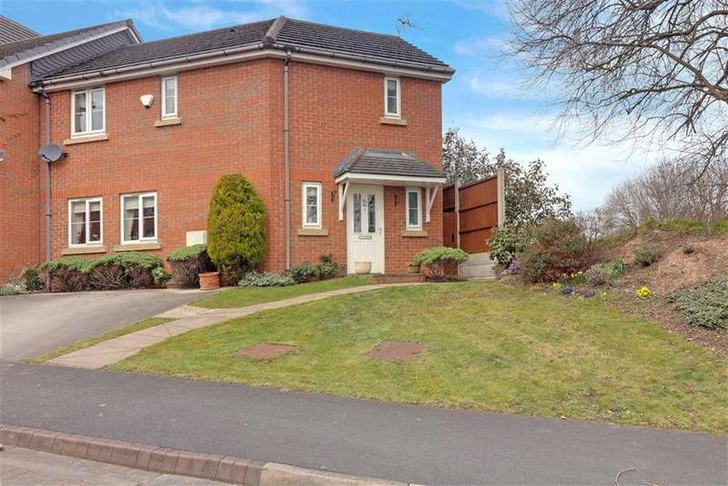 3 Bedrooms Semi Detached House for sale in Saville Rise, Winsford, Cheshire