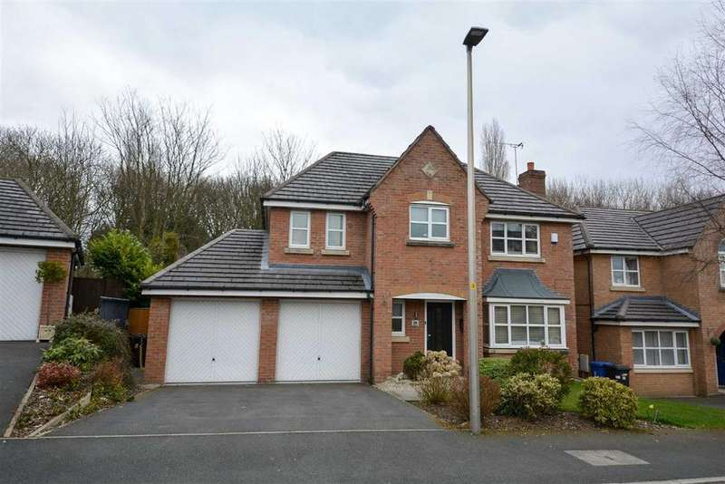 4 Bedrooms Detached House for sale in Hatton Fold, Atherton, Manchester, M46