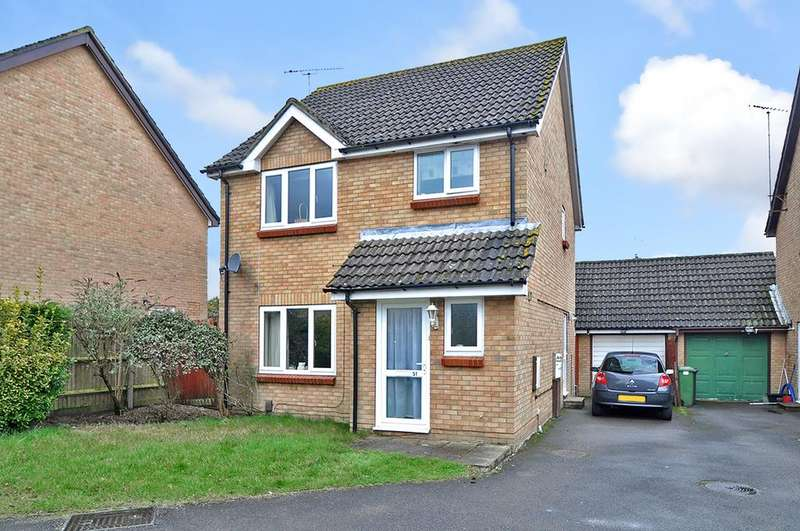 3 Bedrooms Detached House for sale in Brookside Way, West End, Southampton, Hampshire, SO30 3NW