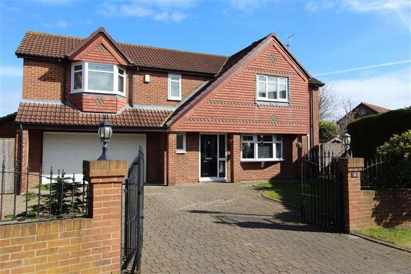 4 Bedrooms Detached House for sale in St Pauls Drive, Mount Pleasant