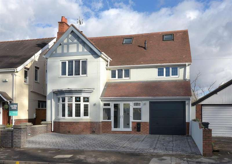 5 Bedrooms Detached House for sale in Grange Road, Halesowen