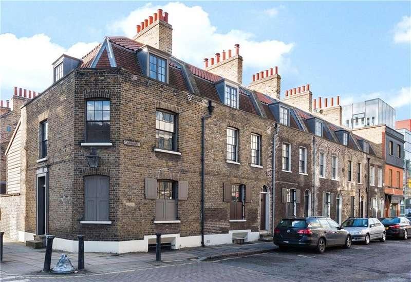 3 Bedrooms Terraced House for sale in Turner Street, Whitechapel, London, E1