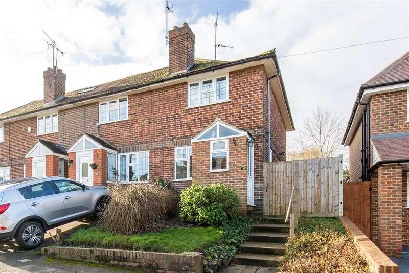 2 Bedrooms Terraced House for sale in Westways, Westerham