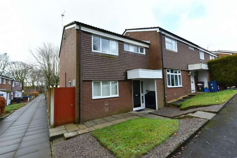 3 Bedrooms End Of Terrace House for sale in Irwell , Birchgreen