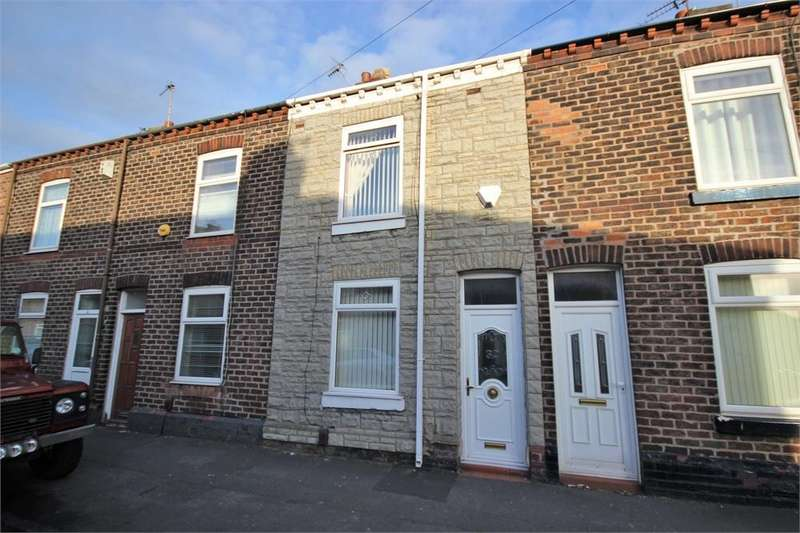 2 Bedrooms Terraced House for sale in Ireland Street, WIDNES, Cheshire