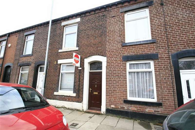2 Bedrooms Terraced House for sale in 48, Shaw Road, Newhey, Rochdale, OL16