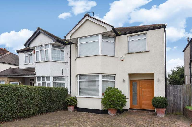 3 Bedrooms Semi Detached House for sale in Heming Road