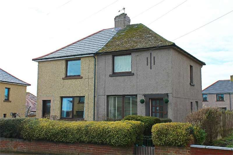 2 Bedrooms Semi Detached House for sale in St Georges Road, BERWICK-UPON-TWEED, Northumberland