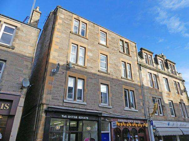 1 Bedroom Apartment Flat for sale in High Street, Perth PH1