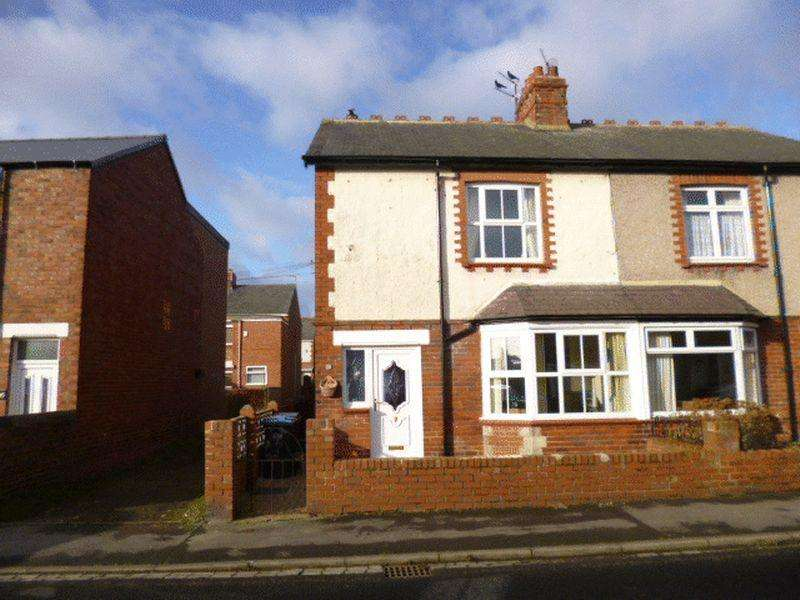 3 Bedrooms Semi Detached House for sale in Arthur Terrace, Bishop Auckland