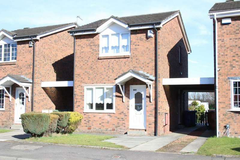 2 Bedrooms Detached House for sale in 38 Rhinsdale Crescent, Baillieston, Glasgow, G69 6BT