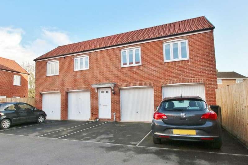 2 Bedrooms Apartment Flat for sale in Sharpham Road, Glastonbury