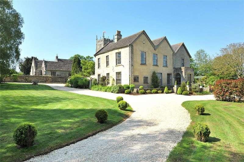 6 Bedrooms Unique Property for sale in Burton, Wiltshire, SN14