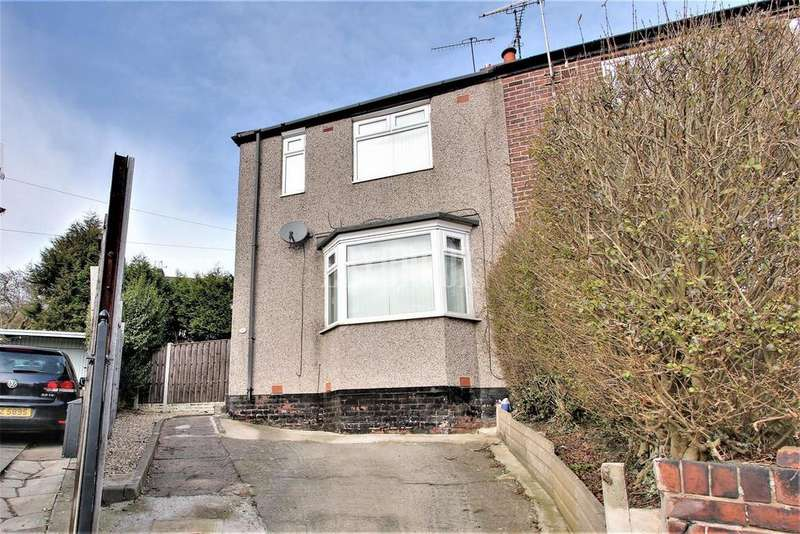 3 Bedrooms Semi Detached House for sale in Skelwith Close, Wincobank