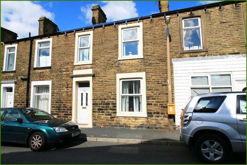 3 Bedrooms Terraced House for sale in Mosley Street, Barnoldswick BB18
