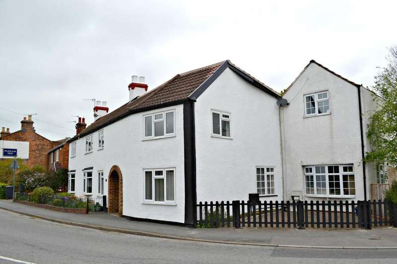 5 Bedrooms Semi Detached House for sale in Market Place, Tetney, Lincolnshire, DN36