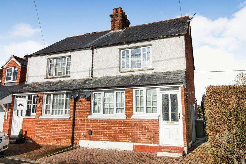 3 Bedrooms Semi Detached House for sale in St Johns Road, Thatcham