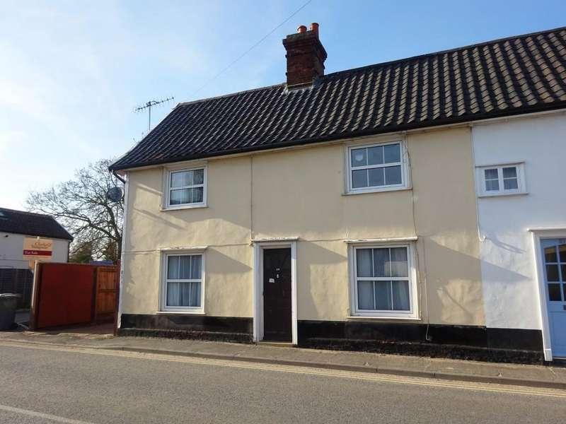 3 Bedrooms Semi Detached House for sale in Wickham Market, Nr Woodbridge, Suffolk