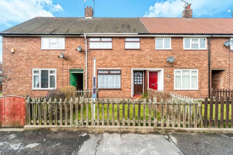 3 Bedrooms Terraced House for sale in Hemswell Avenue, Hull, HU9