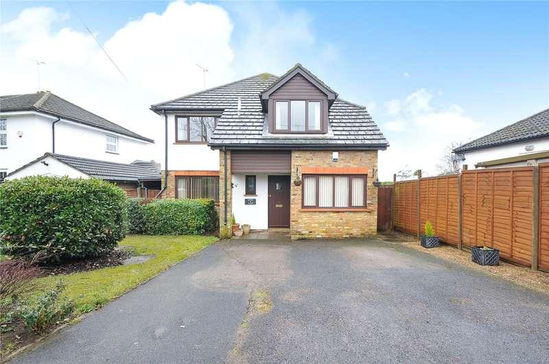 4 Bedrooms Detached House for sale in Belfry Villas, Belfry Avenue, Harefield, UB9