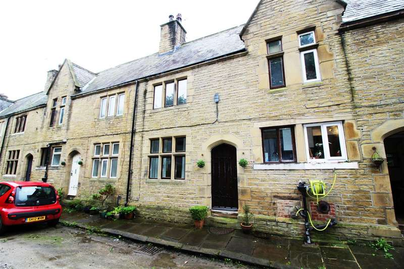 2 Bedrooms Cottage House for sale in Railway Terrace, Copley, Halifax