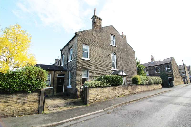 4 Bedrooms End Of Terrace House for sale in Parkfield House, Savile Road, Elland, Halifax