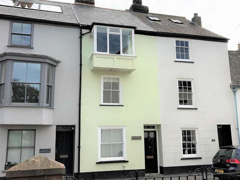 4 Bedrooms House for sale in Rollstones, 21 The Strand, Topsham