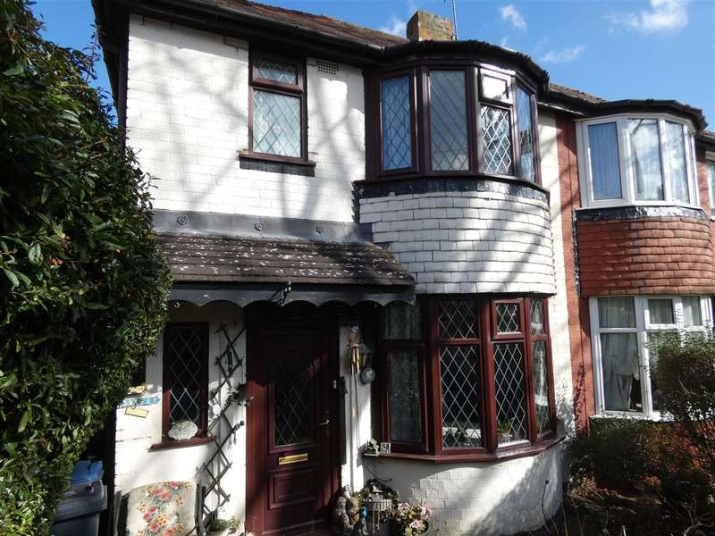 2 Bedrooms Semi Detached House for sale in Charlbury Crescent, Yardley, Birmingham