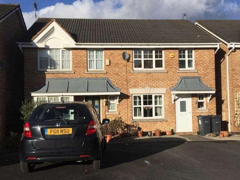 3 Bedrooms Semi Detached House for sale in Oakmeadow Close, South Yardley, Birmingham