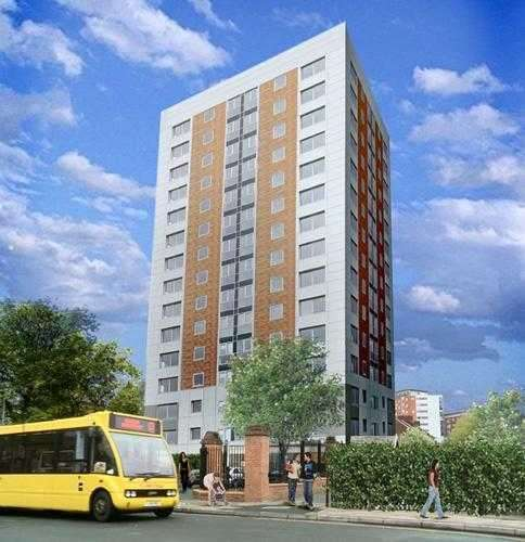3 Bedrooms Apartment Flat for sale in Bispham House, Lace Street, Liverpool