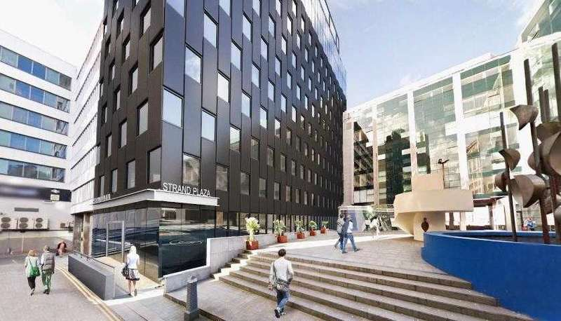 2 Bedrooms Apartment Flat for sale in bedroom Apartment Strand Plaza, Liverpool