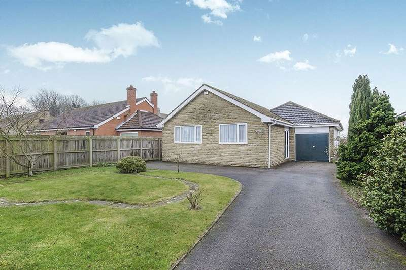 3 Bedrooms Detached Bungalow for sale in Brayton Lane, Brayton, Selby, YO8