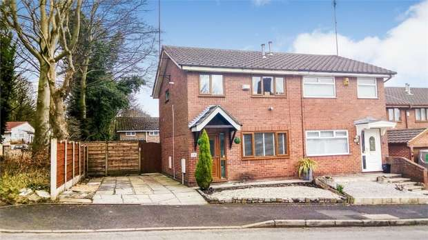 2 Bedrooms Semi Detached House for sale in Broad Street, Middleton, Manchester, Lancashire