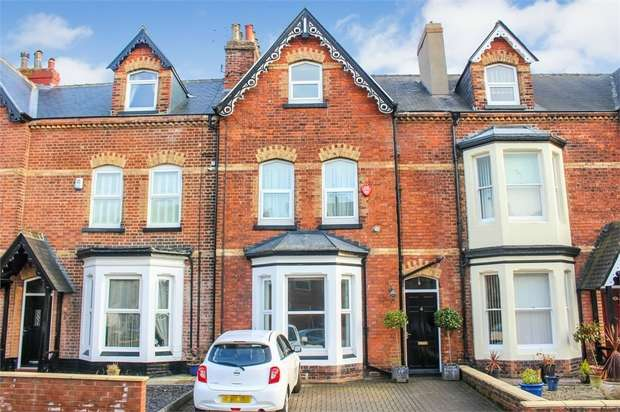 4 Bedrooms Terraced House for sale in Avenue Road, Scarborough, North Yorkshire