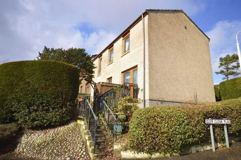 3 Bedrooms Property for sale in Glen Clova Place, Kirkcaldy, KY2