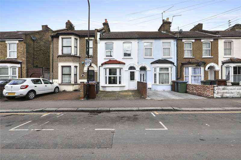 3 Bedrooms Terraced House for sale in Woodhouse Road, London, E11