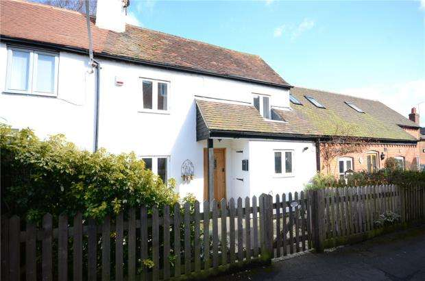 2 Bedrooms Terraced House for sale in Rose Court, Wokingham, Berkshire