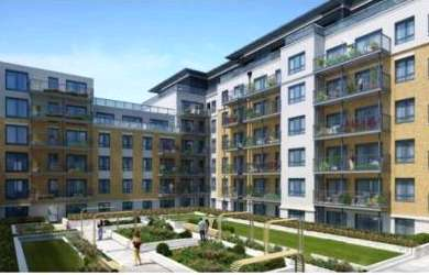 2 Bedrooms Flat for sale in Beaufort Park, Colindale, NW9