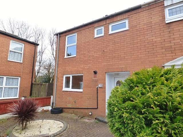 3 Bedrooms House for sale in Reaper Close, Great Sankey, Warrington