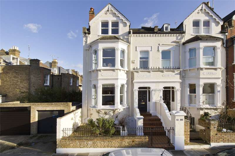 6 Bedrooms End Of Terrace House for sale in Ellerker Gardens, Richmond, Surrey, TW10
