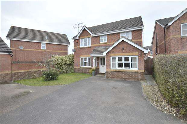 4 Bedrooms Detached House for sale in Up Hatherley, CHELTENHAM, Gloucestershire, GL51 3FB