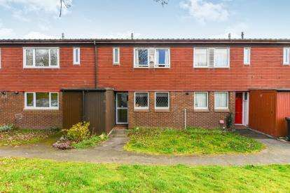 3 Bedrooms Terraced House for sale in Saltash Close, Brookvale, Runcorn, Cheshire, WA7