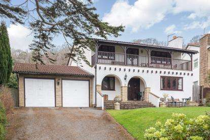 4 Bedrooms Detached House for sale in Weston Super Mare, Somerset