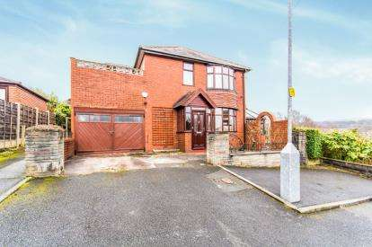 4 Bedrooms Detached House for sale in Dale View, Denton, Manchester, Greater Manchester