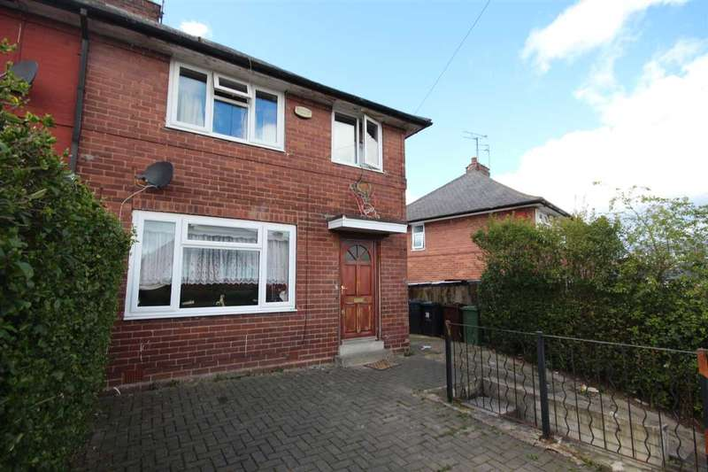 3 Bedrooms Semi Detached House for sale in St Wilfred's Crescent, Leeds