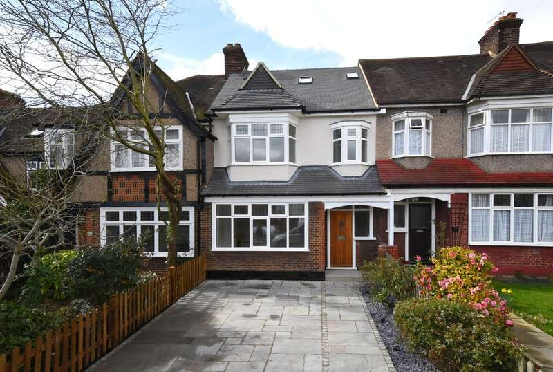 4 Bedrooms Terraced House for sale in Cedar Road, Bromley