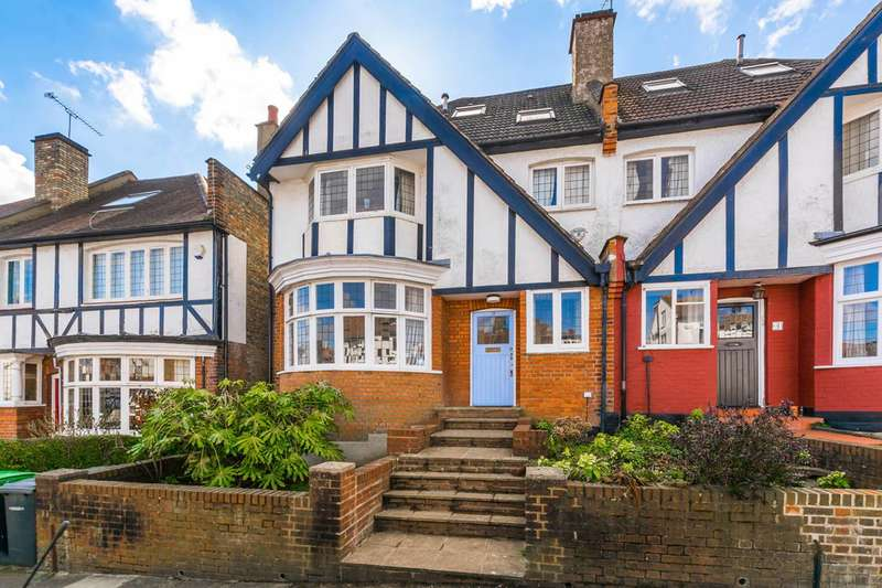 4 Bedrooms House for sale in Connaught Gardens, Muswell Hill, N10