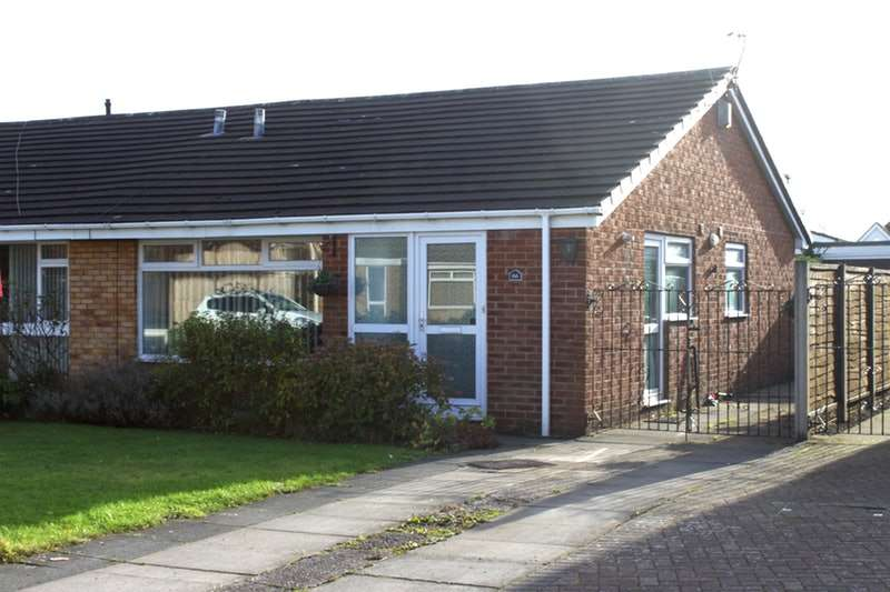 2 Bedrooms Bungalow for sale in West Meade, Liverpool, Merseyside, L31